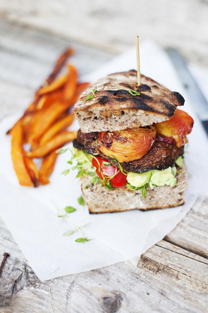 Portobello_burger