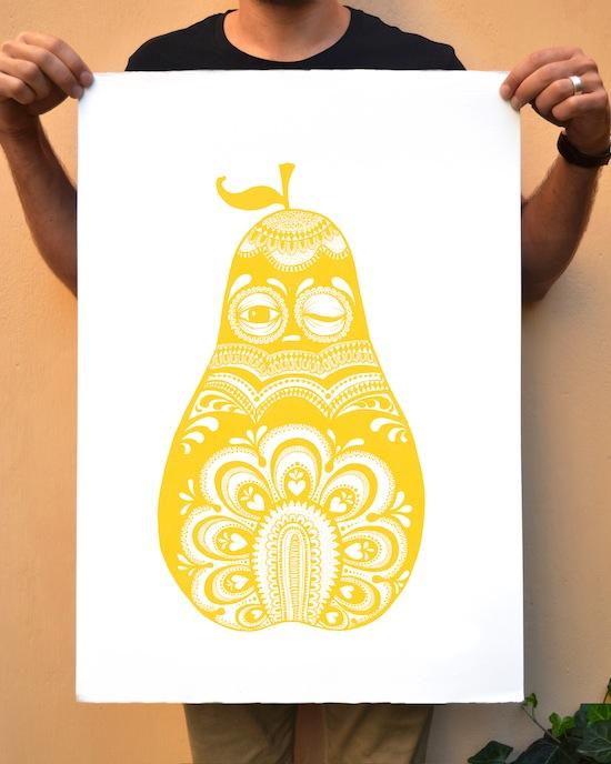 Mini empire pear