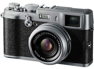 Fuji-finepix-x100-camera