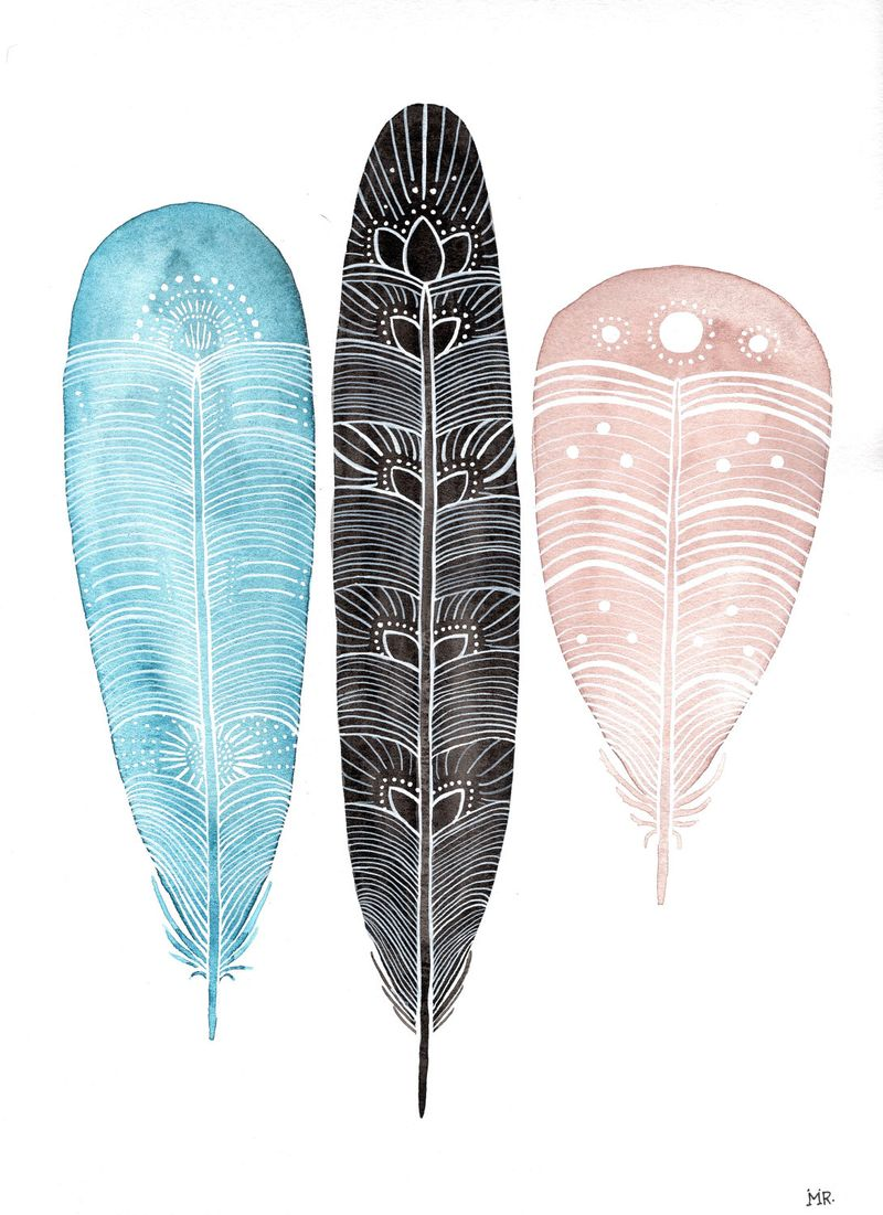 RiverLuna-feathers-etsy