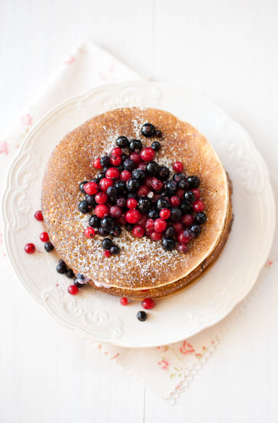 Pancake cake 5-2